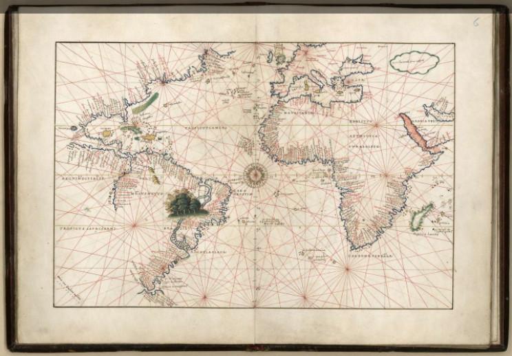 Portolan Atlas