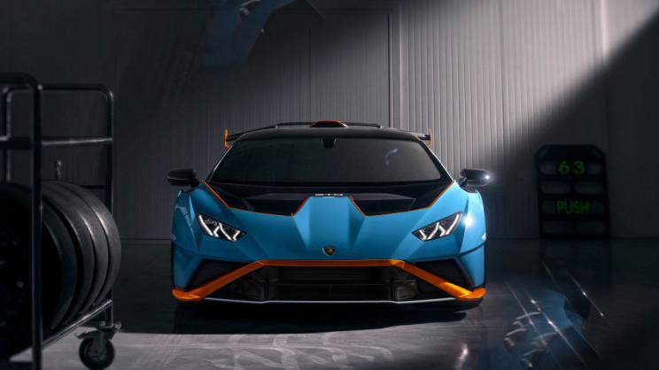 Lamborghini Huracán Cofango