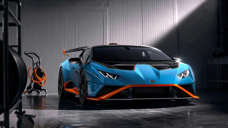 Lamborghini Huracán Concept
