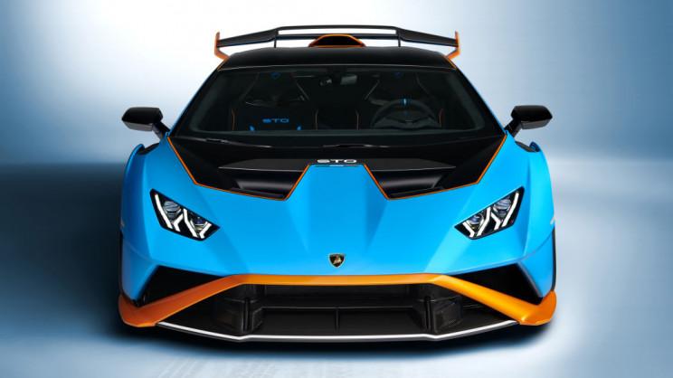 Lamborghini Huracán Front