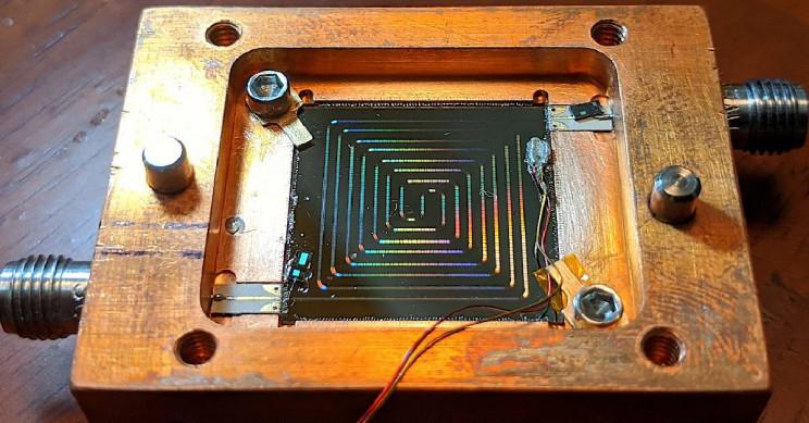New Superconducting Thermometer Measures Temperatures Below 1 Kelvin