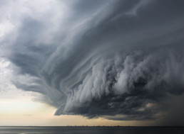 Human Activity, Natural Phenomena Aerosols May Intensify Thunderstorms