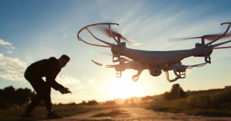Researchers Say That We Are Unprepared for Drones Being Used in Terror Attacks