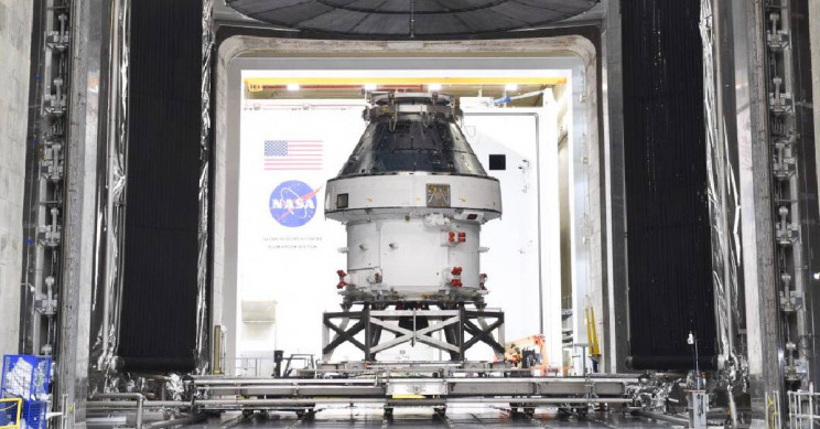 NASA Successfully Completes Orion Spacecraft Performance Testing Ahead of Schedule