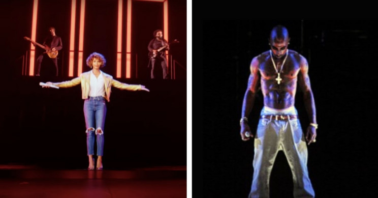 How It Works: 13 Famous People Brought Back to Life as Holograms