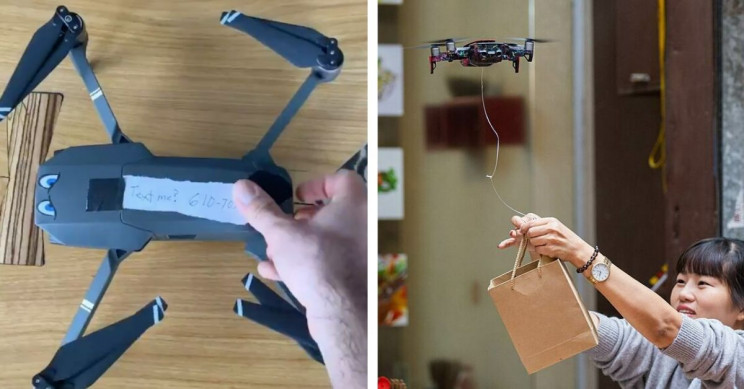 23 Ways People Stay Connected Using Drones While in Quarantine