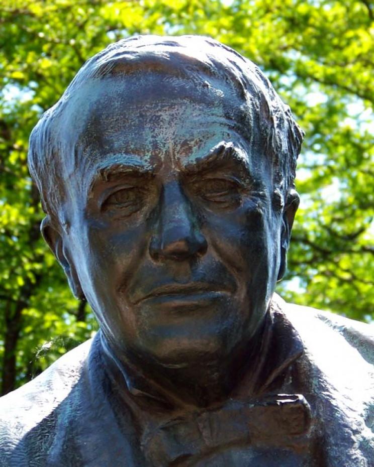 Thomas Edison dyslexic