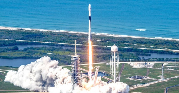 SpaceX's 100th Launch Breaks Rocket Reusability Record, 11th Starlink Mission