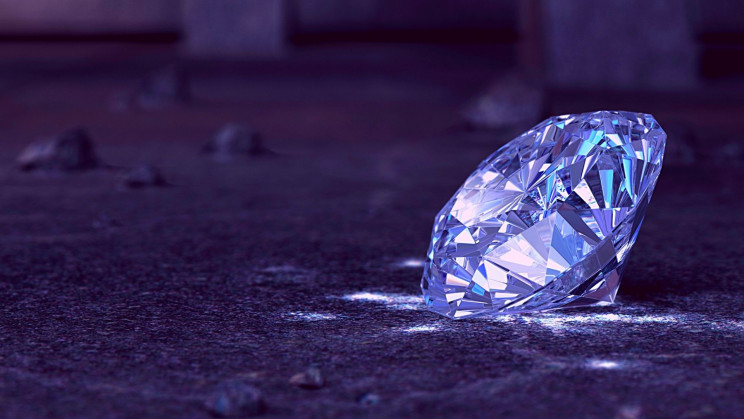 Scientists Created a Crystal That's 58% Harder Than Diamond