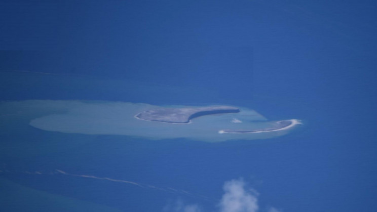 New Island Appears off the Coast of Japan After Underwater Volcano Erupts
