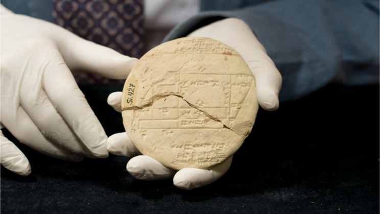 This 3,700-Year-Old Tablet is the Oldest Example of Applied Geometry