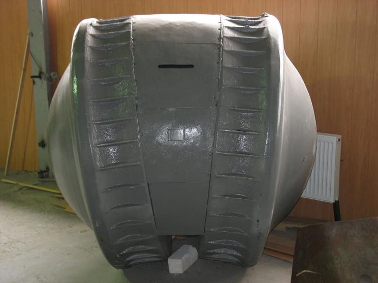 most bizarre war machines ball tank