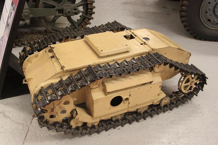 bizarre war machines goliath tanks