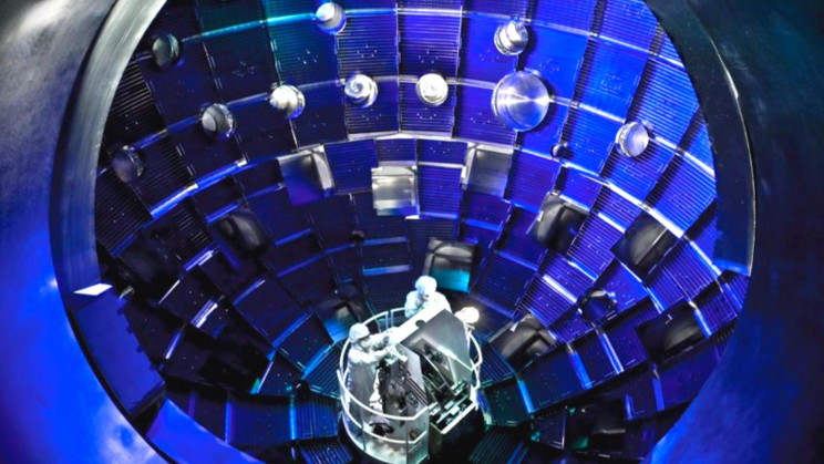 Physicists Just Broke the Laser-Fusion Record, Generating 700 Times the US Energy Grid