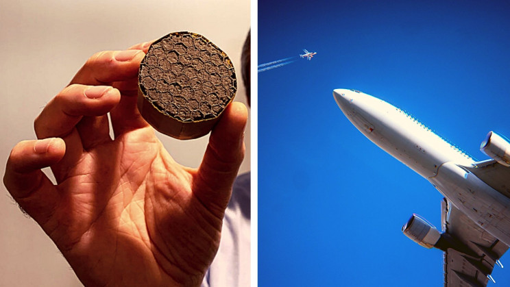 A New Material Can Soften the Roar of Aircraft to Hairdryer Levels