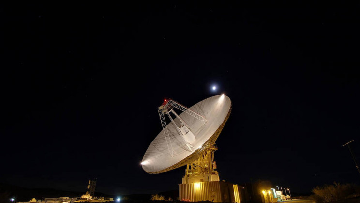 NASA's Upgraded Deep Space Network Will Send Signals Beyond Our Solar System