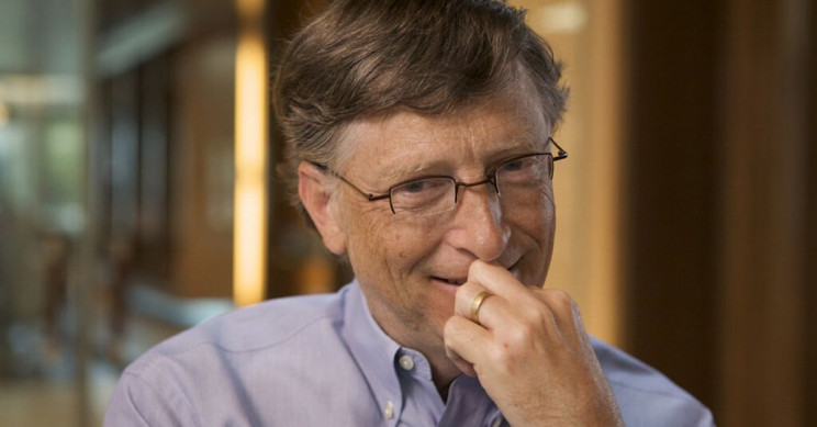 Bill Gates Calls COVID-19 Vaccine Conspiracy Theories 'Stupid'
