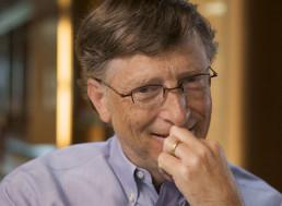 Bill Gates Calls COVID-19 Vaccine Conspiracy Theories 'Stupid'