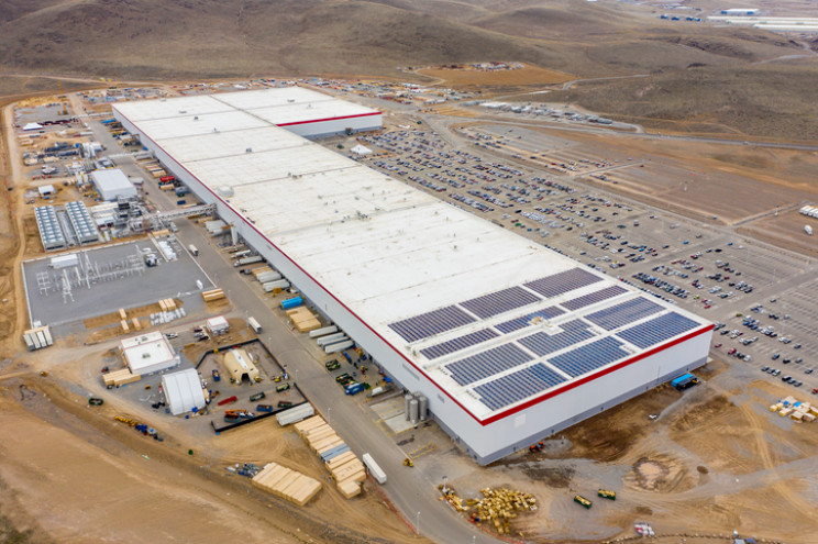 Drugs Found at Tesla Gigafactory, Police Reports