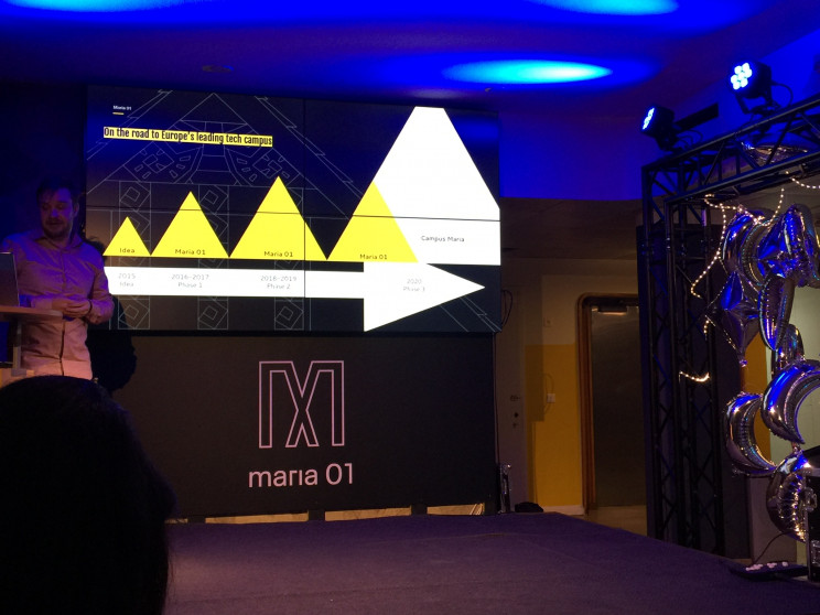 Maria 01: The Future of The Largest Startup and Venture Campus in Europe