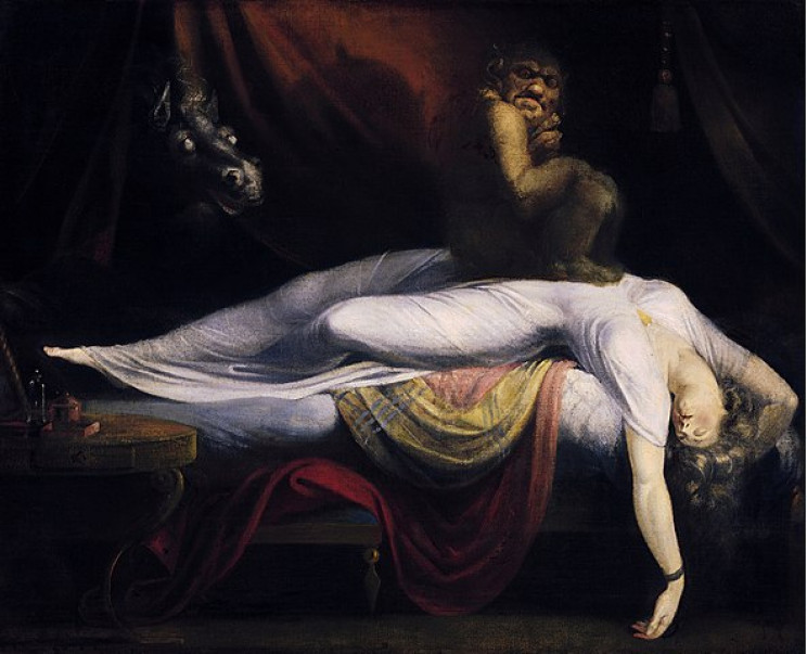 Demons, Falling from High, Dream Within a Dream: 5 Things That Happen When You're Sleeping