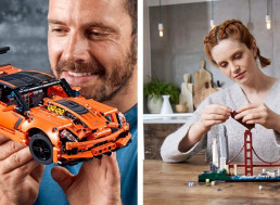9 Sets For LEGO Engineering If You Like Challenges