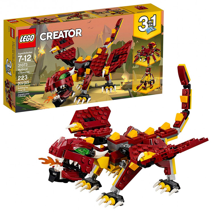 lego-mythical-creatures