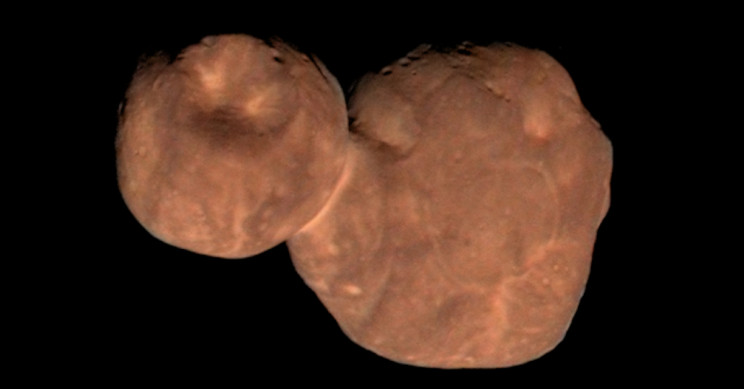 New Horizons' Ultima Thule Is Given a Shiny New Name: Arrokoth