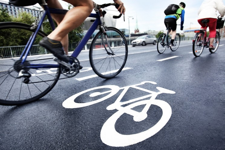 Germany's Completely Car-Free Bicycle Highway