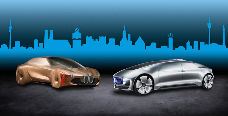 Daimler AG and BMW Group partners for automated driving technology