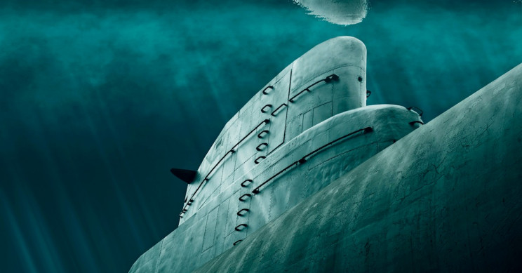 A Sunken Russian Submarine Is Leaking Radiation 100K Times Higher Than Normal