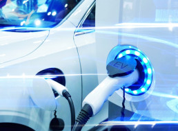 Electric Cars in the EU Are Now Required to Emit Synth-Like Sounds for Safety