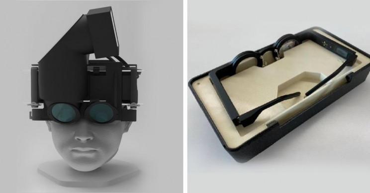 Japanese Firm Develops Vision-Improving Smart Glasses