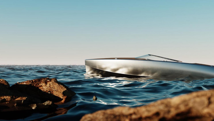 Exceptional Aluminum-Hulled Electric Boat Hits 70 Knots
