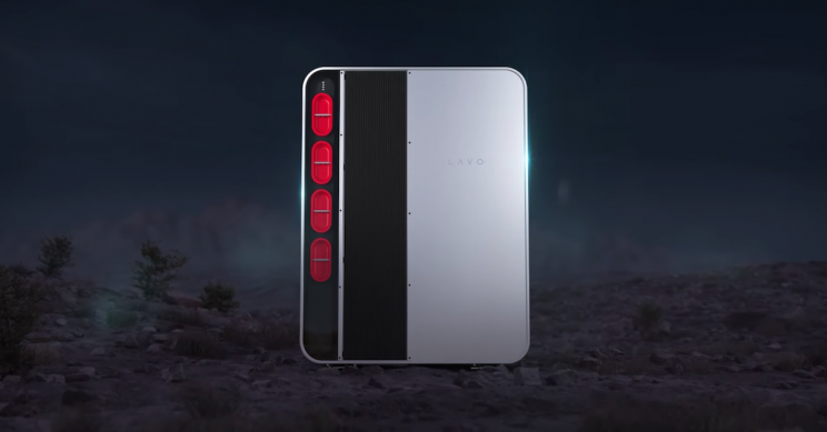 New Home Hydrogen Battery Stores 3x Energy of Tesla's Powerwall 2