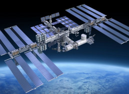 Microgravity Experiments on ISS Bring Us Closer to Moonbase