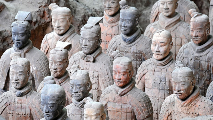 Why China's 2,000-Year-Old Terracotta Army Withstood The Test of Time