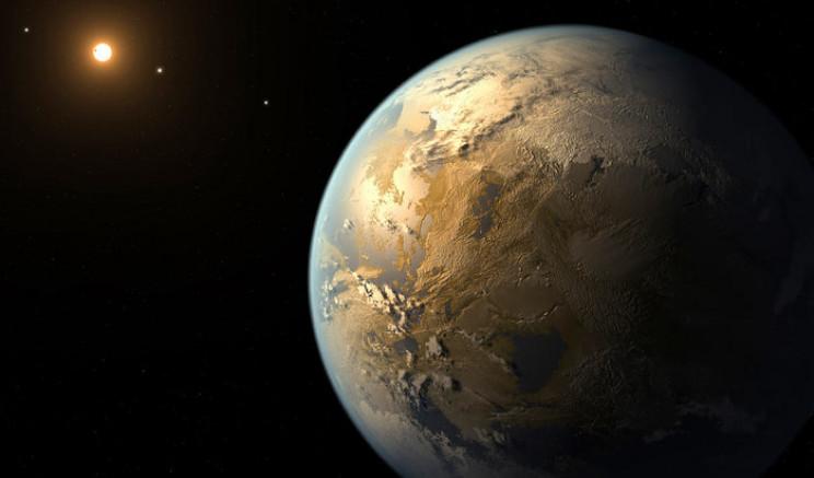 Artist rendering of KOI-4878.01 (CreditL NASA Ames/SETI Institute/JPL–Caltech)