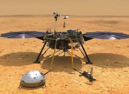 NASA Ends the Mole's Life on Mars