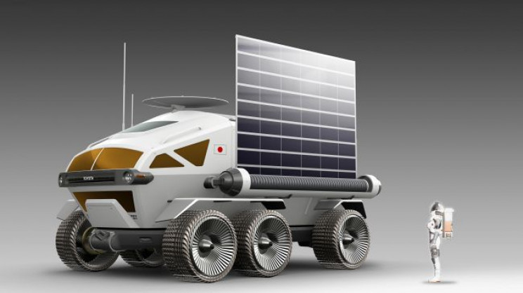 JAXA and Toyota Team up to Launch a Manned Moon Rover by 2029