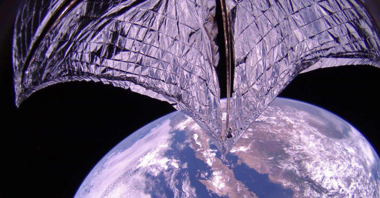 LightSail 2: Solar Sail Spacecraft Raises its Orbit by 3.2 Kilometers in Only 2 Weeks
