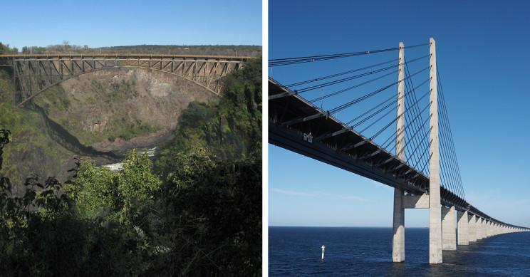 10 Coolest Bridges That Cross Borders