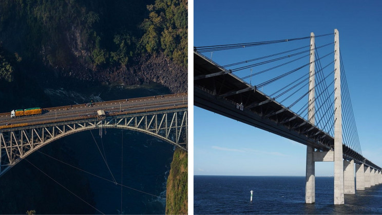 10+ Coolest Bridges That Cross Borders