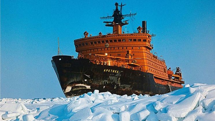 Could a Torpedo Sink an Icebreaker?