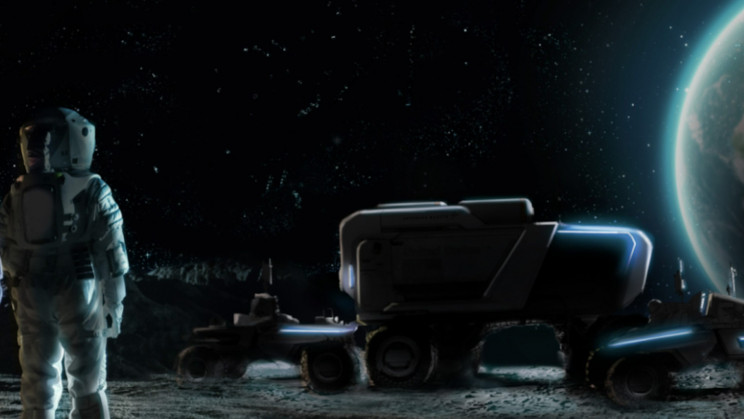 GM and Lockheed Martin Just Revealed Plans for an All-Electric Moon Buggie