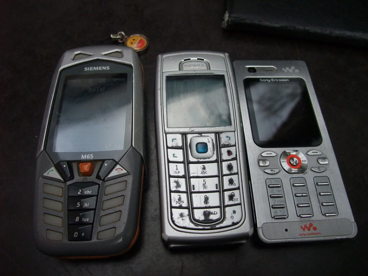 planned obsolescence old phones