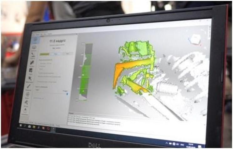 How Artec's 3D Scanner Eva Is Helping Snag Racing Improve on Perfection