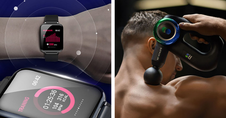 These Gadgets Make It Easy to Stay in Shape Year-Round