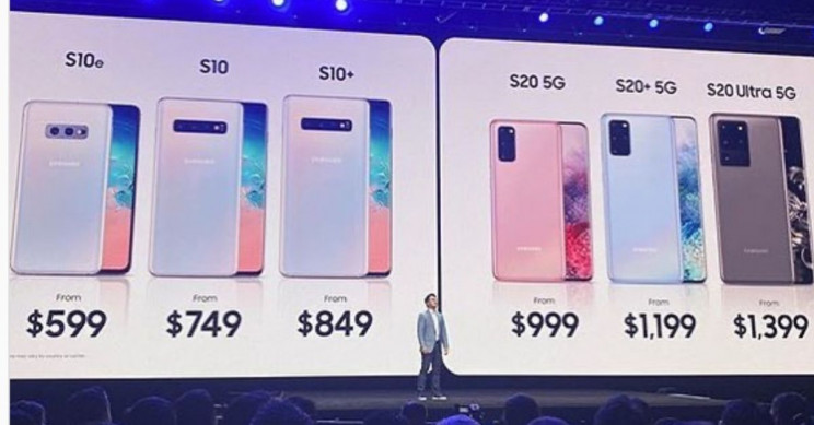 Samsung Galaxy Unpacked 2020 Unveils Essential Mobile Tech for the Coming Decade