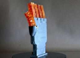 Researchers Develop Robot Fingers That Cool Off By Sweating